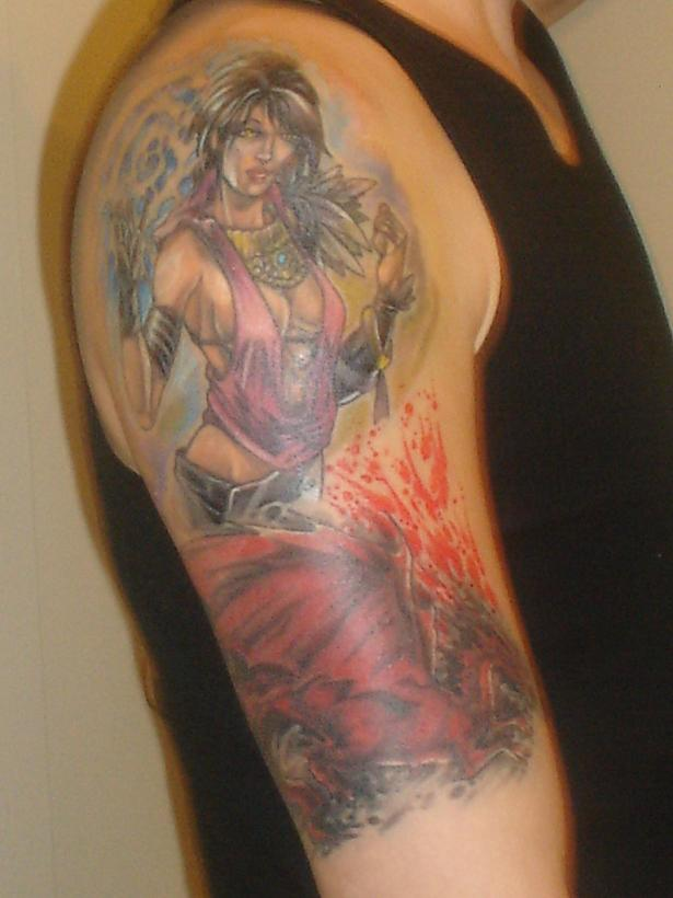 dragon age tattoo by pyramidhead22 on deviantart