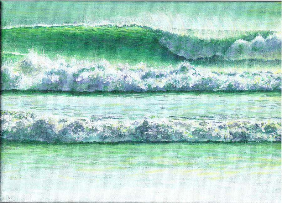 Surfing Taranaki 2 by ghotter