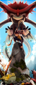 HTTYD - The Dragon and the Thief