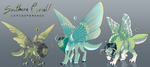 Lepidopdrakes! [AUCTION OPEN] by Libertades