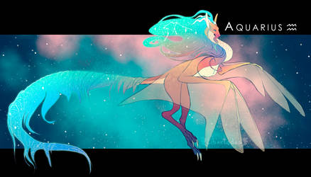 Aquarius Wyvian [OPEN]