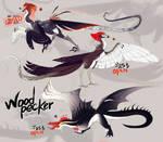 Woodpecker Wyvians [CLOSED]