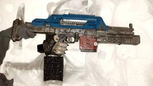 LOBO Prime 1 M41-A Pulse Rifle