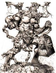 war beast by dannycruz4