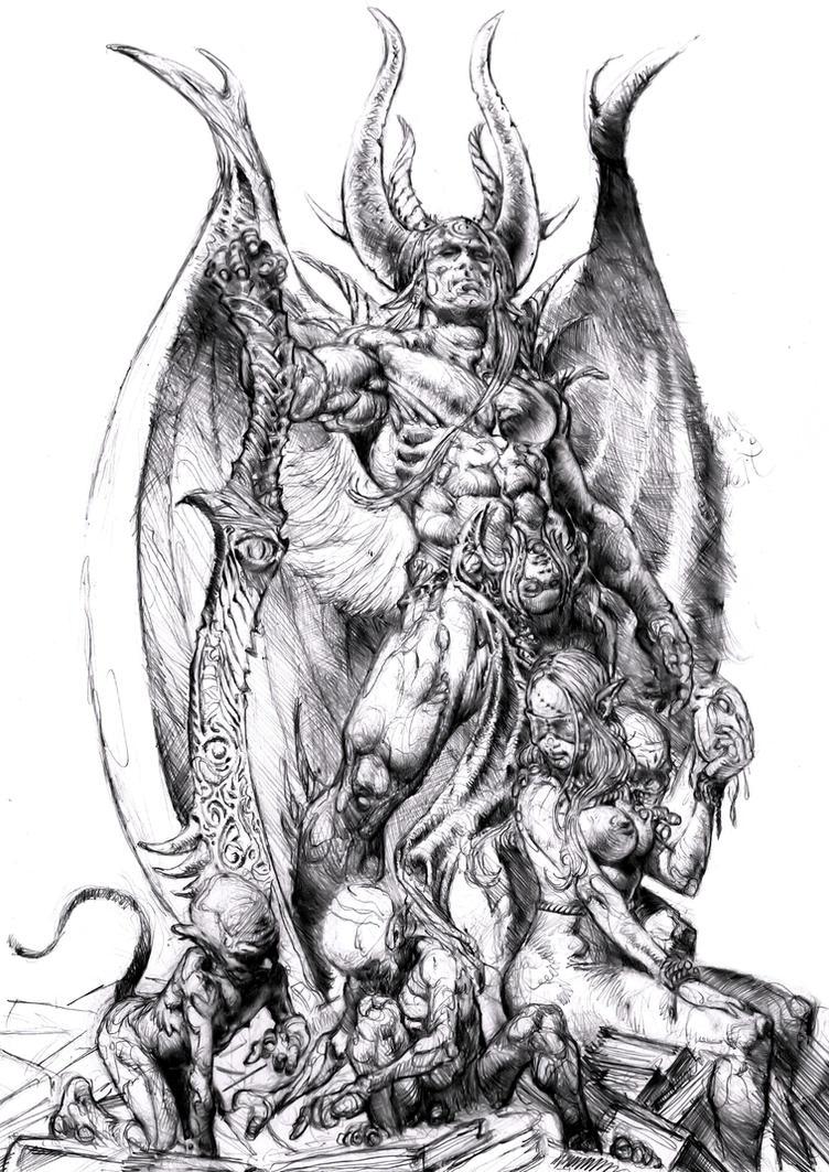 devil king redux by dannycruz4