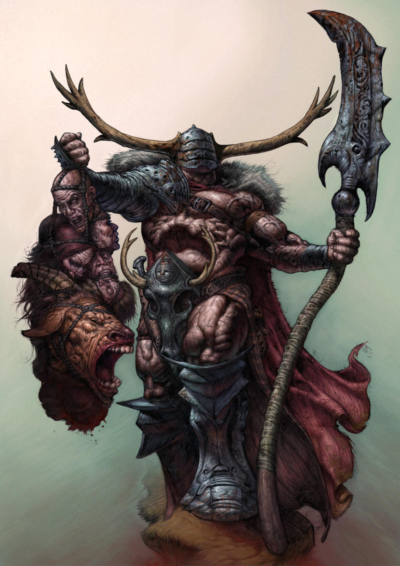 crom in color by dannycruz4