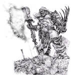 Norse Tech Warrior