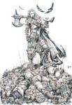 Female Warrior Commission