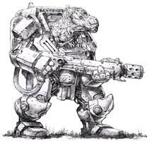 Nexus: Dino Helot