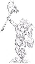 Barbarian by dannycruz4
