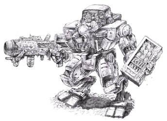 Armchair General by dannycruz4