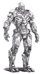 Drone Trooper concept art by dannycruz4