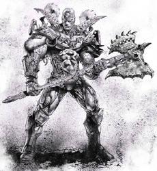Berserkerbot by dannycruz4