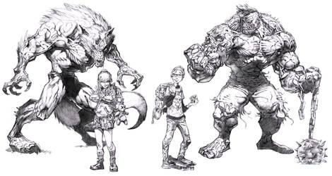 Kids 'n Monsters