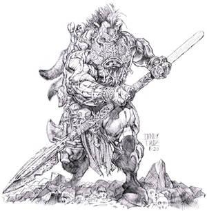 Boar Warrior 1