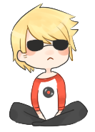 dave strider by solarsign