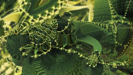Biogenesis 2 by NoEyedSquareGuy