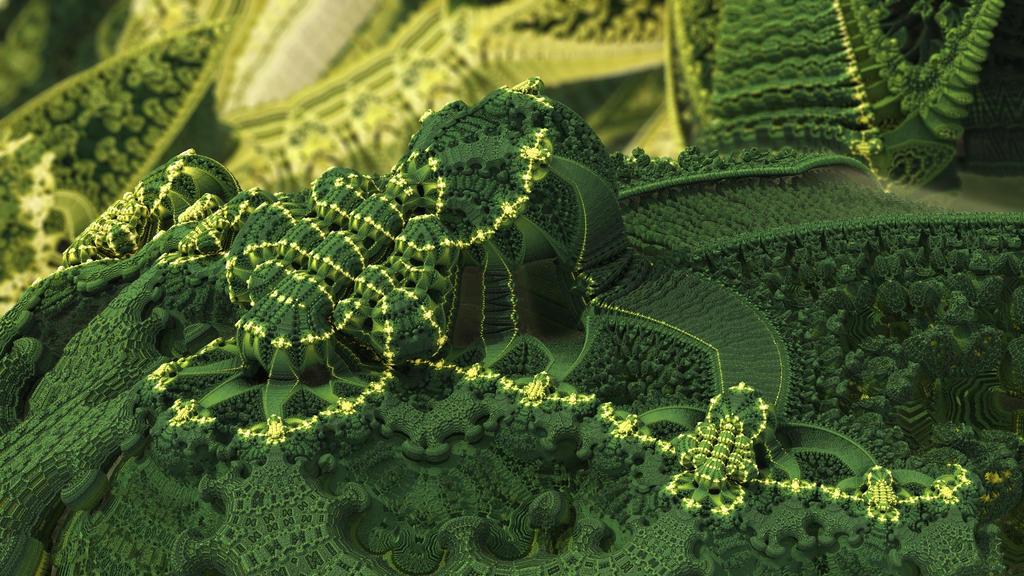 Biogenesis 3 by NoEyedSquareGuy