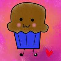 Muffin. :D by IkaraNoshima