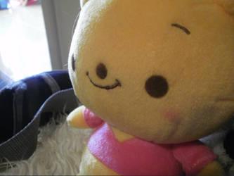 Winnie the Pooh by IkaraNoshima