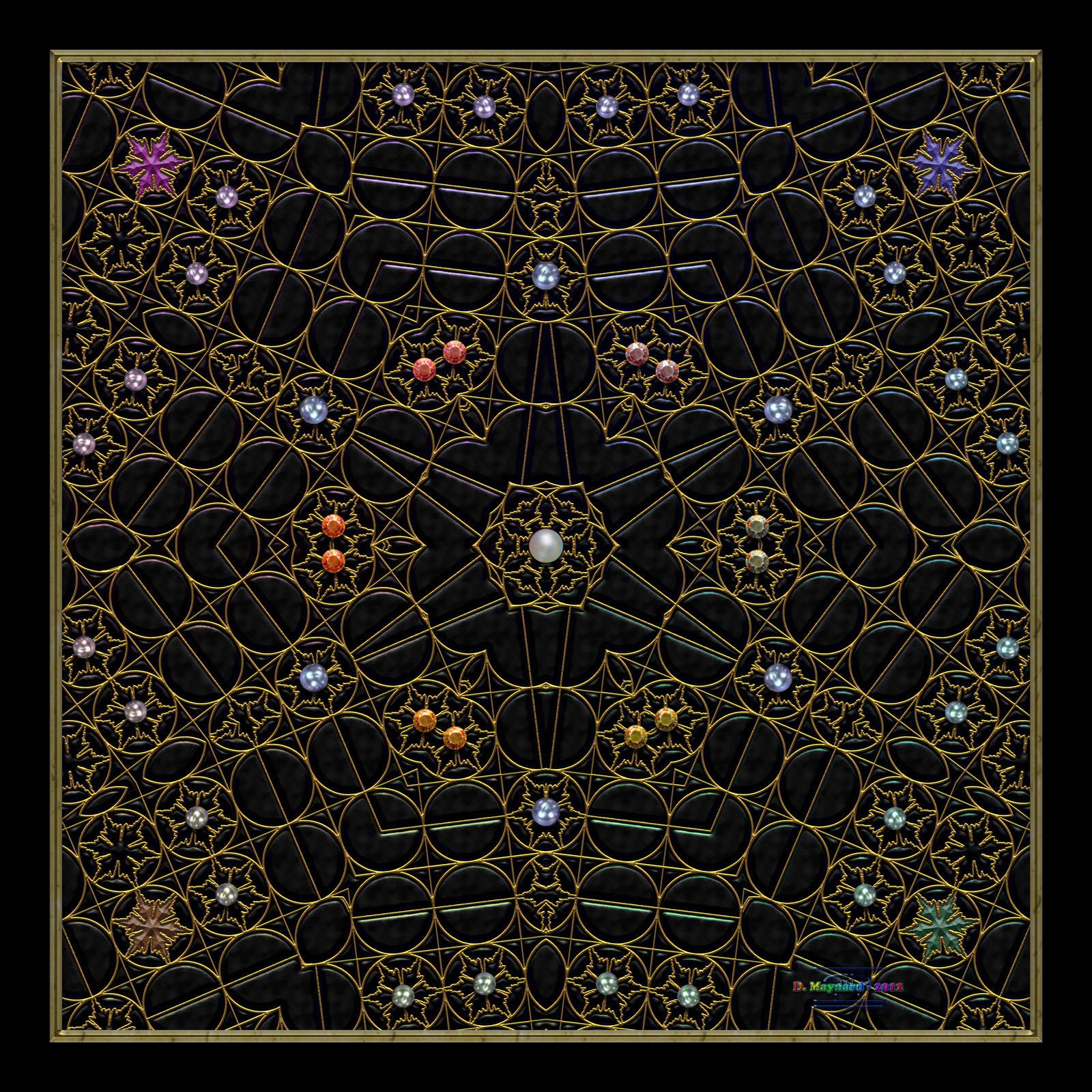 20121103-Hematite-Mandala-v10 by quasihedron