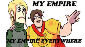 My empire Everywhere