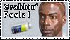Grabbin' Peelz Stamp