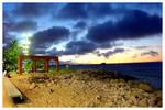 Sunset on Iracema by maxholanda
