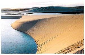 Jericoacoara Dunes by maxholanda