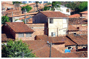 Brick Houses in Fortaleza by maxholanda