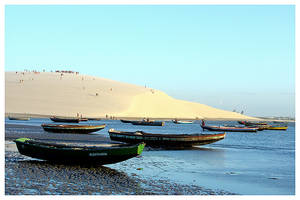 Dune of Jericoacoara by maxholanda