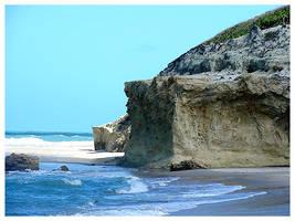 Praia das Fontes Beach by maxholanda