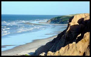 Praia das Fontes by maxholanda