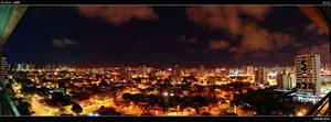 Panoramica Fortaleza by maxholanda
