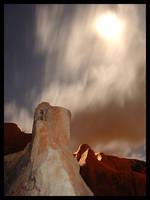 Long Exposure Cliffs 1 by maxholanda