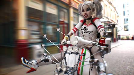 Harley's Hijinks