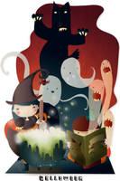 Halloween by estygia