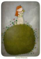 Clover Princess by estygia