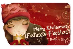 Merry Christmas by estygia