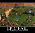 Epic fail (not my meme)
