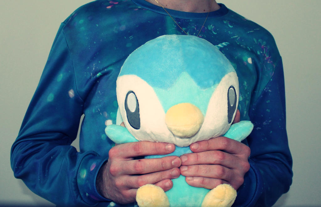 Piplup by PrueMarvell