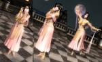 Helena Dancer Bare Foot