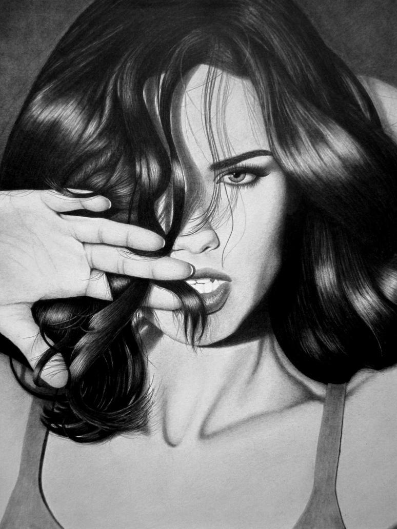 Adriana Lima final by Statham75