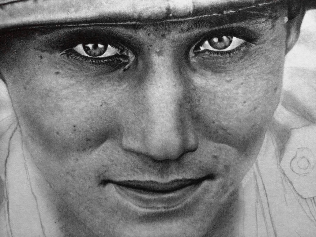 Fortunate Son WIP closeup by Statham75