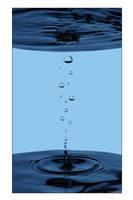 Drops. Or bubbles? by kaffedyr