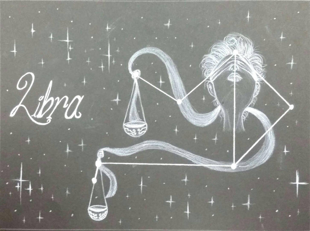 Zodiac Libra by smallsforce