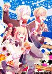 Fate/Grand RUSH! by HoKeki