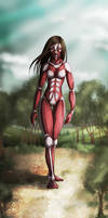 Nymph Titan Eruke