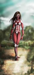 Nymph Titan Eruke by DHackTrix