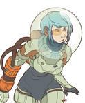 TROPHY Astronaut
